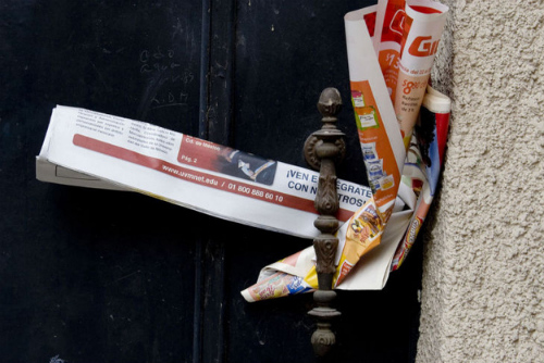 flyers from your doorstep