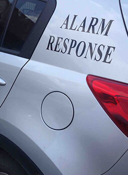 Alarm Response Security Guard Service