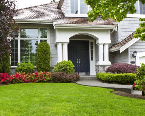 Landscaping Can Protect Your Home