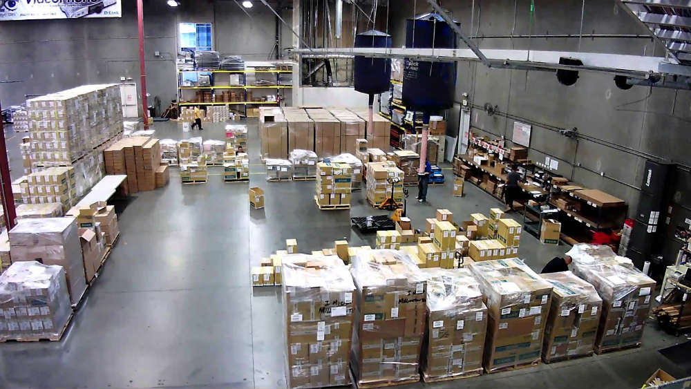 Warehouse Security Risks