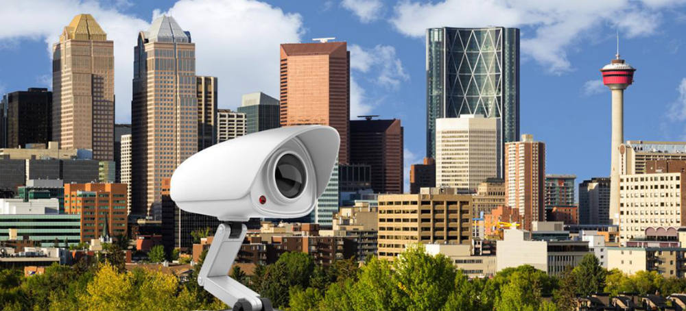 surveillance systems for commercial buildings