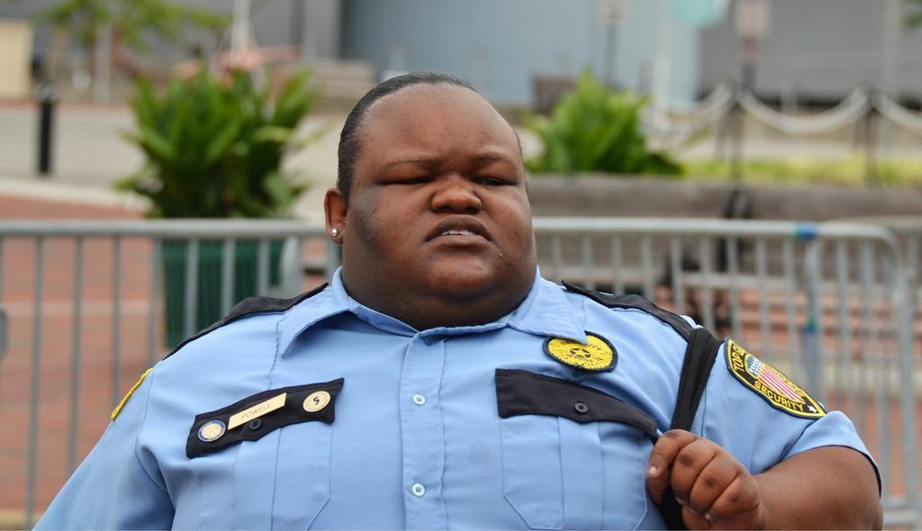 Roles of a School Security Guard