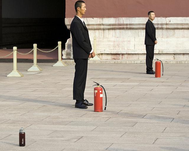 The Role Of Security Guard Regarding Fire