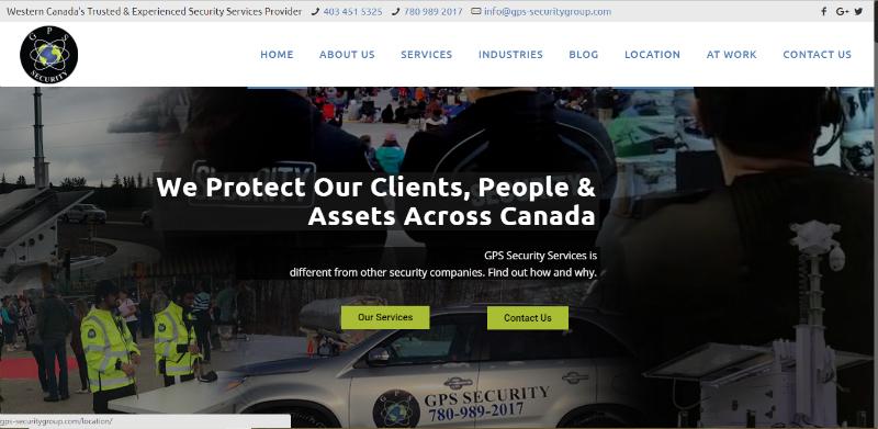 Alberta Security Company