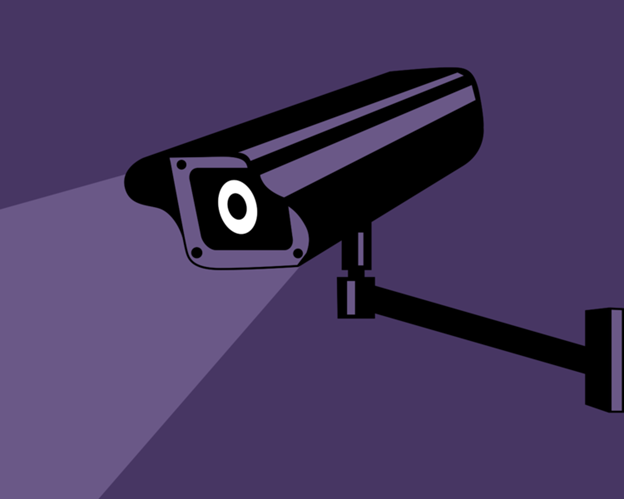 What is the difference between active and passive surveillance