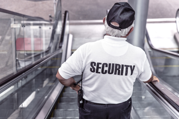 Security Guard Address Workplace Violence