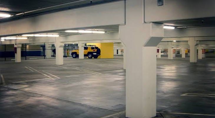 Security Systems for Parking Lot