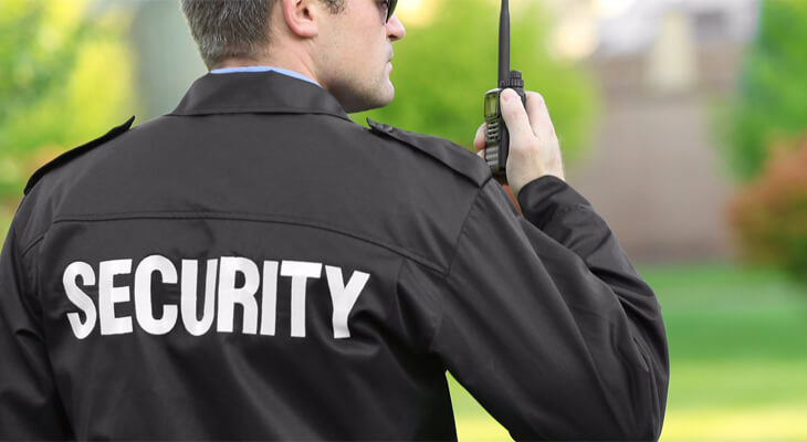 How A Security Company Manages Crisis Situations