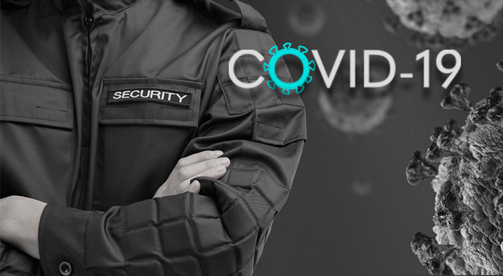 Additional Roles Of Event Security Guards During COVID-19