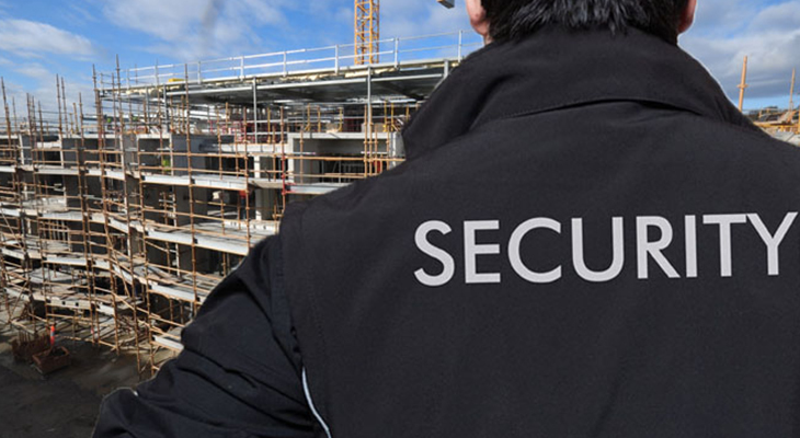Why Your Construction Site Needs Security