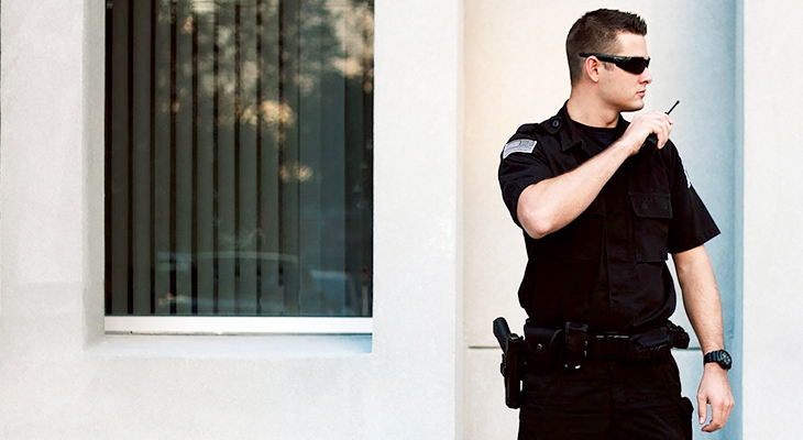 Top 4 Qualities Of A Great Security Guard Officer