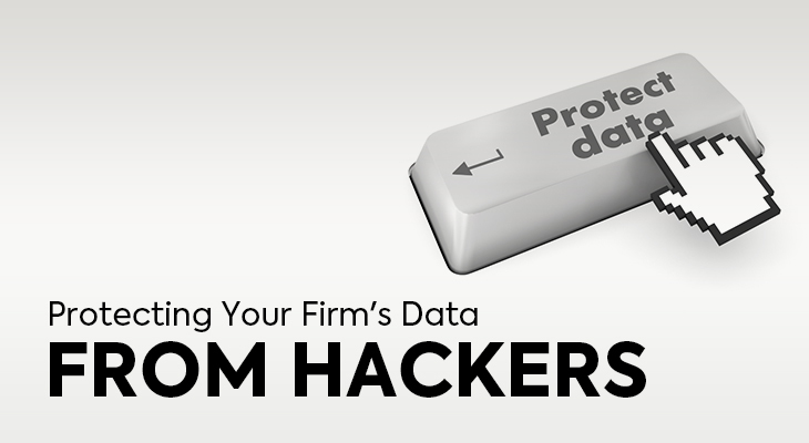 Protecting Your Firm's Data From Hackers