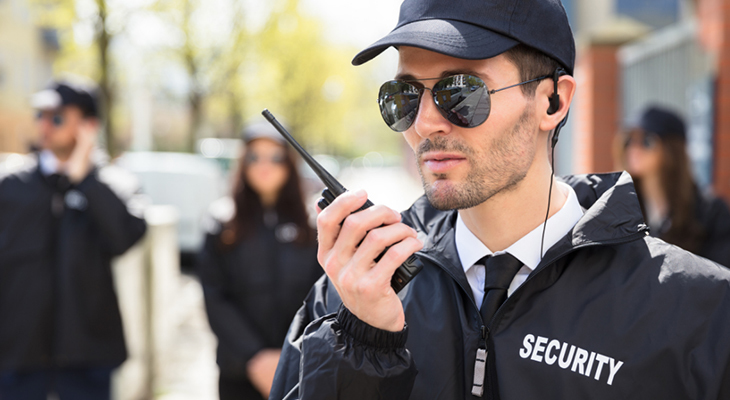 How Do Security Guard Companies Help Maintain Law And Order?