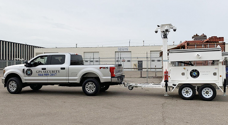 What Are The Advantages Of Mobile Surveillance Trailers?